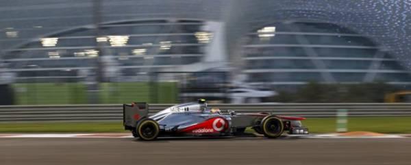qualifiche Gran Premio di Abu Dhabi