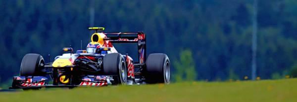 Red Bull Racing Mark Webber