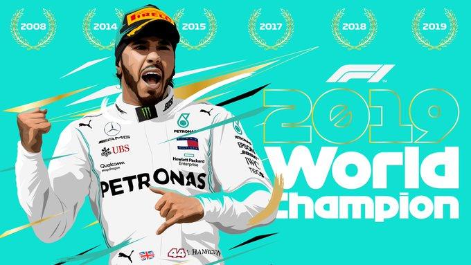 lewis world champion 2019