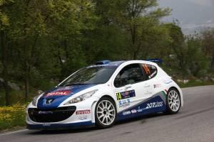Andreucci - Andreussi (Peugeot 207 S2000)